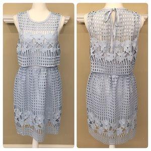 Saylor lace dress
